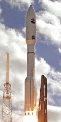 Atlas-5(551) (Atlas-V(551))