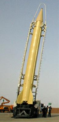 Iran, un nouveau dans le club des puissances spatiales. Shahab-3__1
