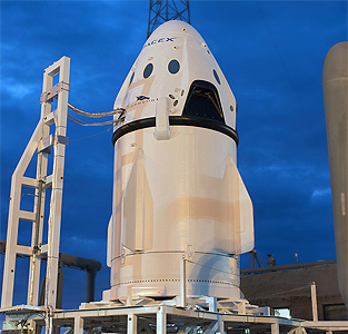 space flight spacex dragon v2 insider - photo #21