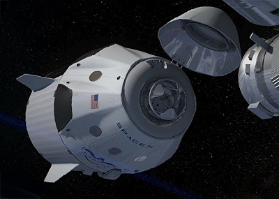 space flight spacex dragon v2 insider - photo #36