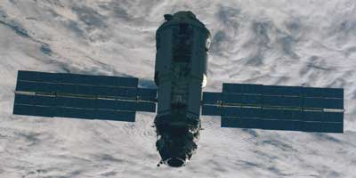 an analysis of the first module launched into space the zarya control module Nasa facts national aeronautics and space administration  the first two station modules, the russian-launched zarya control module and us-launched unity.