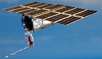 Picture of Planet Labs satellite