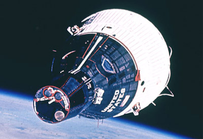 NASA Gemini 5 Capsule (page 3) - Pics about space