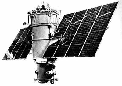 Elpusztíthatatlan szovjet műhold