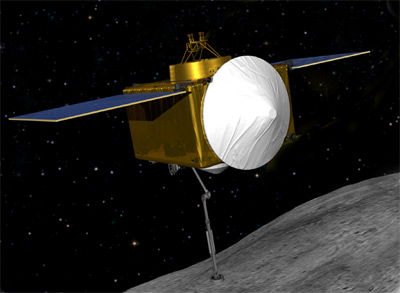 پرتاب فضاپیمای اسیریس-رکس (OSIRIS-REx)
