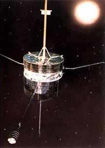 the pioneer 6 spacecraft - photo #13