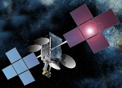 How Much Is A Transmission >> SATMEX 8 → Eutelsat 117 West A