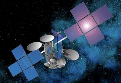 Viasat-1 Satellite Viasat 1