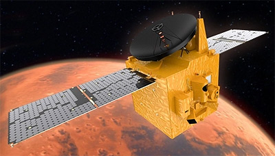 Al-Amal (Hope, Emirates Mars Mission, EMM) - Gunter's Space Page