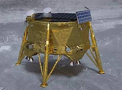 spaceil lunar lander - photo #23
