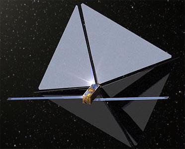 COMPASS 2 (DragSail-Cubesat, QB50 DE04) - Gunter's Space Page