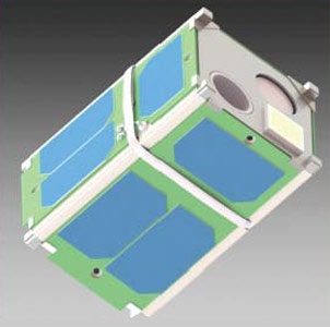 CubeSat - Gunter's Space Page