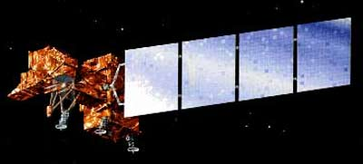 Landsat 6, 7 - Gunter's Space Page