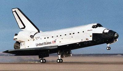 space shuttle landing weight - photo #25